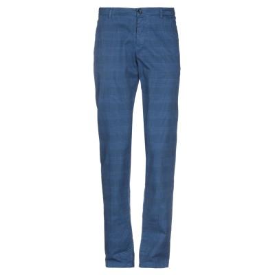 NO LAB パンツ ブルー 30 コットン 98% / ポリウレタン 2% パンツ