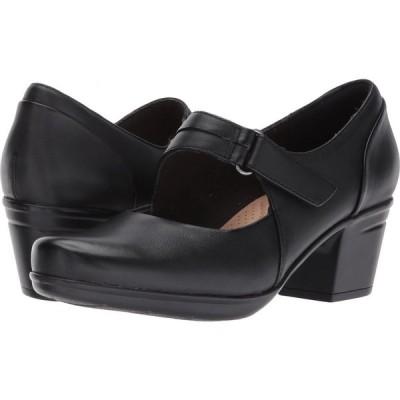 クラークス Clarks レディース シューズ・靴 Emslie Lulin Black