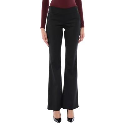 REGGIANI パンツ ブラック 42 ポリエステル 54% / バージンウール 44% / ポリウレタン 2% パンツ