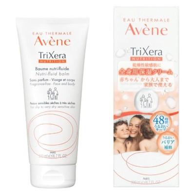 Avene(アベンヌ) トリクセラNT フルイドクリーム 200mL 〈全身用保湿クリーム 敏感肌用〉