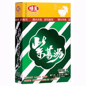 味王紫菜湯35g
