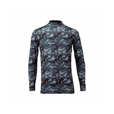 フリーノット(FREE KNOT) 冷感 ヒョウオン レイヤードアンダーシャツ 4L グレーカモ. Y1625-4L-91
