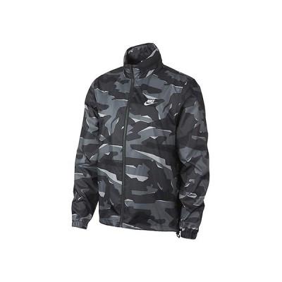 [40%OFF] Nike(ナイキ) カモ ウィンドブレーカー HD ジャケット (065: クールグレー/アンスラサイト/ホワイト)