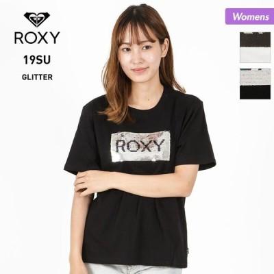 8%OFFクーポン配布中!! ROXY/ロキシー レディース 半袖 Tシャツ 半袖 Tシャツ ティーシャツ クルーネック ロゴ ブラック 黒色 ホワイト 白色 RST192034