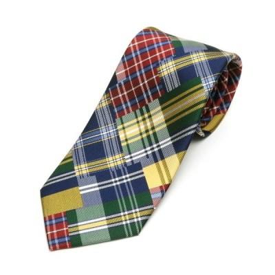 ネクタイ 絹100% ベーシックネクタイ