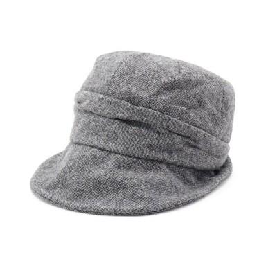 SHOO・LA・RUE / ウール混すっぽりキャスケット WOMEN 帽子 > キャスケット