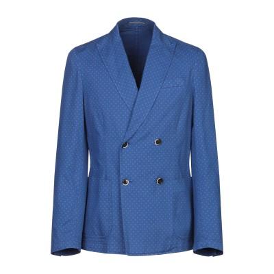 ローダ RODA テーラードジャケット ブルー 50 コットン 98% / ポリウレタン 2% テーラードジャケット