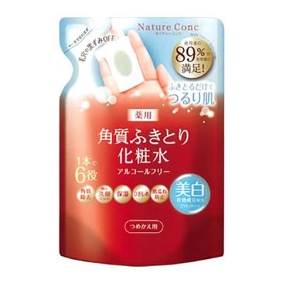 【医薬部外品】 ナリスアップ ネイチャーコンク 薬用 クリアローション 詰替 180mL