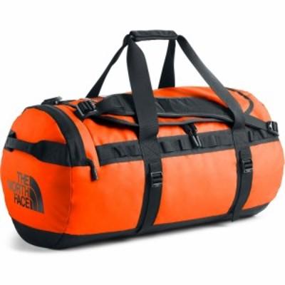 ザ ノースフェイス The North Face メンズ ボストンバッグ・ダッフルバッグ バッグ Base Camp Medium Duffel Bag Persian Orange/TNF Bla