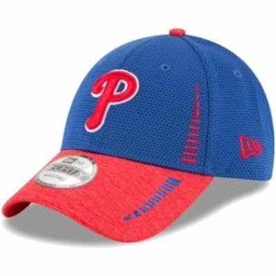 New Era ニュー エラ スポーツ用品  New Era Philadelphia Phillies Royal/Heathered Red Speed Tech 9FORTY Adjustable Hat