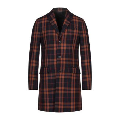 ブライアン デールズ BRIAN DALES コート ブラウン 54 ウール 100% コート