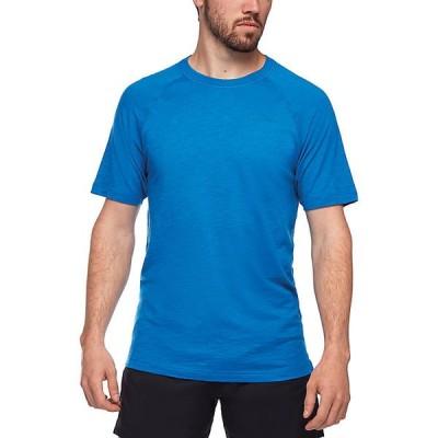 ブラックダイヤモンド トップス メンズ フィットネス Black Diamond Men's Rhythm Tee Ultra Blue