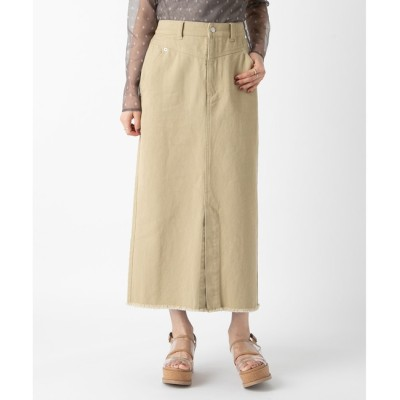 【ミスティック/mystic】 ヨーク切替えタイトスカート