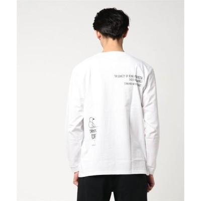 tシャツ Tシャツ Thinking Boy 長袖Tシャツ