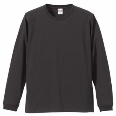 United Athle 5.6オンス ロングスリーブTシャツ(1.6インチリブ) 10カラー XS~XLサイズ