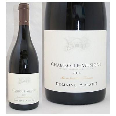 赤ワイン 2014 シャンボール・ミュジニー アルロー