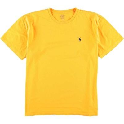 POLO RALPH LAUREN ワンポイントロゴTシャツ メンズL /eaa010890