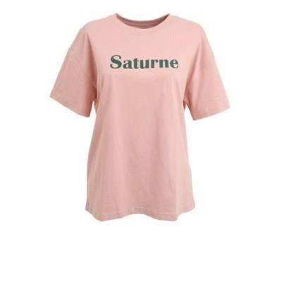 パフォーマンスギア(PG)Tシャツ レディース 半袖 プリント 872PA1CD6346PNK カットソー