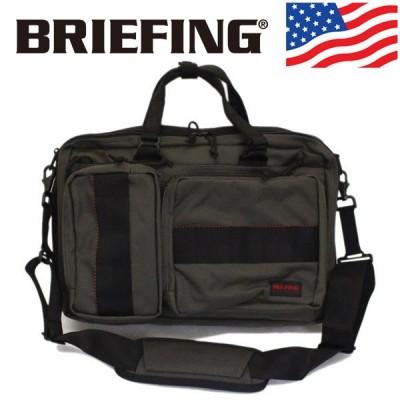 BRIEFING (ブリーフィング) BRF399219-011 NEO TRINITY LINER ネオトリニティライナー 3WAY ブリーフケース STEEL BR435