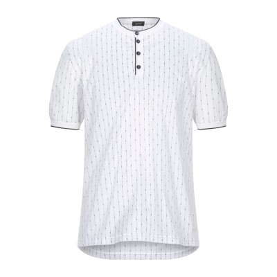 YOON T シャツ ホワイト 48 コットン 100% T シャツ