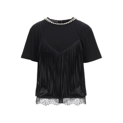 MARCO BOLOGNA ブラウス  レディースファッション  トップス  シャツ、ブラウス  長袖 ブラック