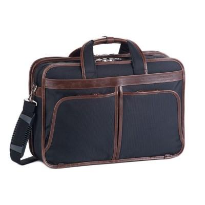 ジャーメインギア GERMANE GEAR ビジネスバッグ メンズ 26602-1H ブラック 送料無料