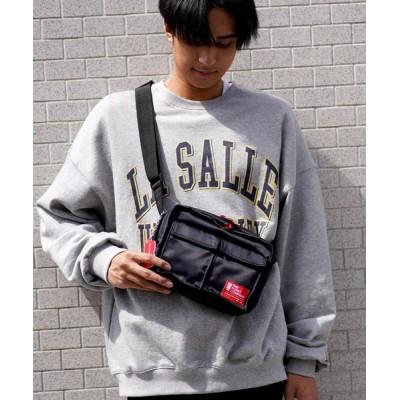 三京商会 / [THE FUNNY COMPANY] ショルダーバッグ Ala Moana 高密度ナイロン ブラック MEN バッグ > ショルダーバッグ