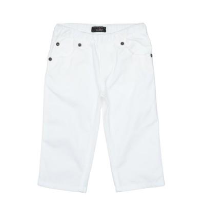 RICHMOND BABY パンツ ホワイト 12 コットン 100% パンツ