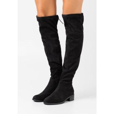 レディース 靴 シューズ Over-the-knee boots - black