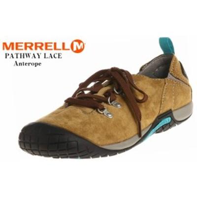 (メレル) MERRELL PATHWAY LACE パスウェイレース カジュアルシューズ  レディス 履いた瞬間に心地よさがわかる、メレルの自信作です