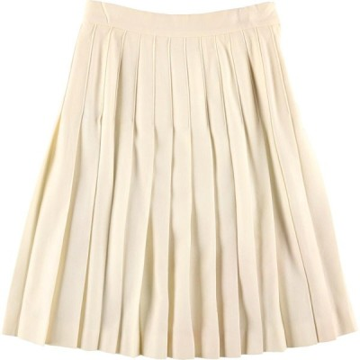 Liz Claiborne ウール プリーツスカート レディースM /wbj0167