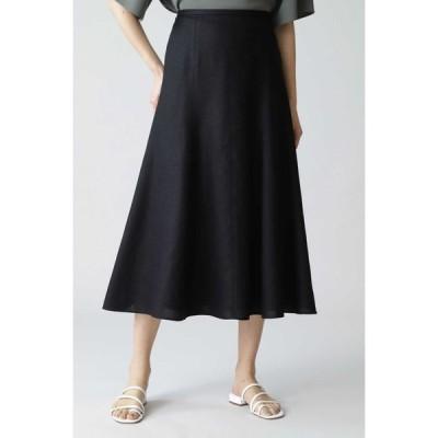 BOSCH / ◆《B ability》麻調スラブセットアップスカート