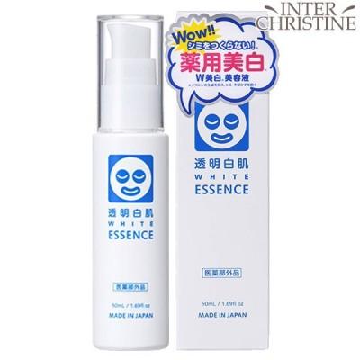 透明白肌 薬用Wホワイトエッセンス 50ml(医薬部外品)