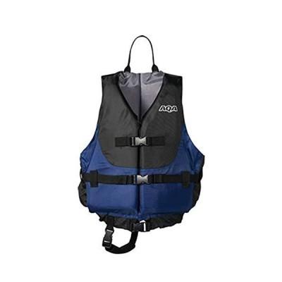 AQA(アクア) メンズ レディース 大人用 フローティングベスト 救命胴衣 ベスト アウトドア キャンプ ライフジャケット ka-9020