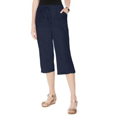 ケレンスコット レディース カジュアルパンツ ボトムス Capri Pull-On Pants