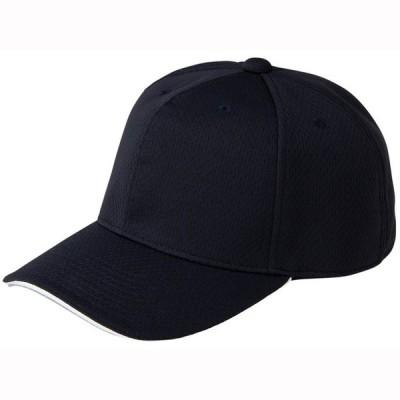 (ゴールドステージ)ゲームキャップ(角丸型・六方) ASICS(アシックス) 野球ウェア 帽子 (3123A440)
