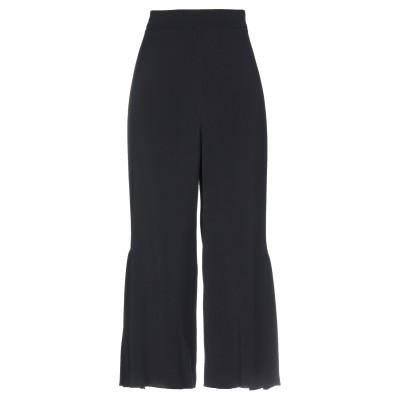 クシュニー・エ・オクス CUSHNIE パンツ ブラック 2 レーヨン 97% / ポリウレタン 3% パンツ