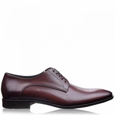 ヒューゴ ボス BOSS メンズ 革靴・ビジネスシューズ ダービーシューズ シューズ・靴 Carmons Derby Shoes Tan