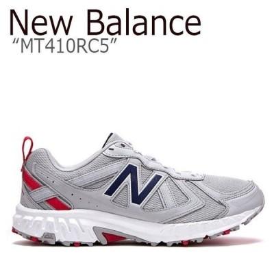 NEW BALANCE 410 ニューバランス GRAY グレー MT410RC5