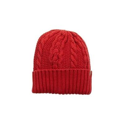 ビラボン Brisk Nite Beanie レディース 帽子 Paprika