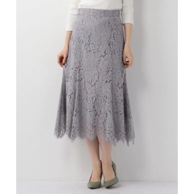 スカート ボタン付マーメイドスカート/MISCHMASCH MAIRY