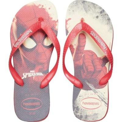 ハワイアナス Havaianas メンズ ビーチサンダル シューズ・靴 Top Marvel Sandal Ruby Red