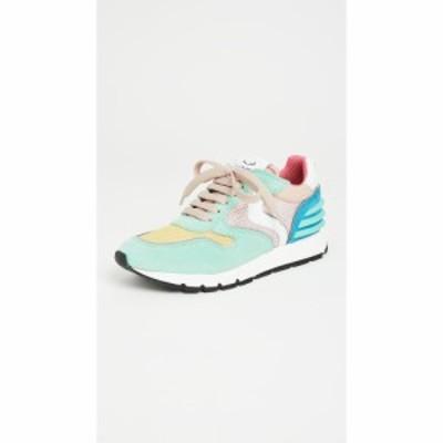 ボイルブランシェ Voile Blanche レディース スニーカー シューズ・靴 Julia Power Mesh Sneakers Aqua Marine