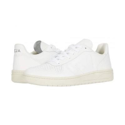 VEJA メンズ 男性用 シューズ 靴 スニーカー 運動靴 V-10 - Extra White