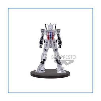 【新品】Banpresto - Figurine Gundam - RX 78-2 Clear Internal Structure 14cm - 4983164198614【並行輸入品】