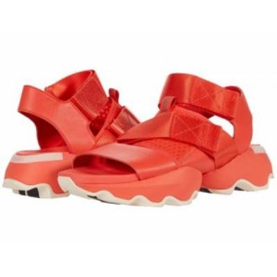 SOREL ソレル レディース 女性用 シューズ 靴 サンダル Kinetic(TM) Impact Sandal Signal Red【送料無料】