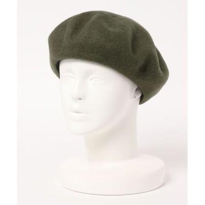 U.Q / バスクベレー WOMEN 帽子 > ハンチング/ベレー帽