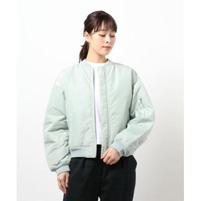 ROSE BUD / カラー中綿ブルゾン WOMEN ジャケット/アウター > その他アウター