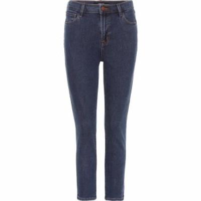 ジェイ ブランド J Brand レディース ジーンズ・デニム ボトムス・パンツ Ruby High-Rise Crop jeans Distinct