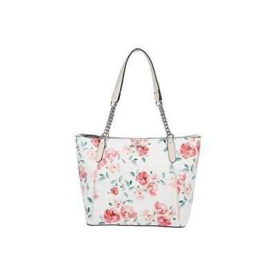 ナインウエスト Elsy Carryall レディース ハンドバッグ かばん White Floral